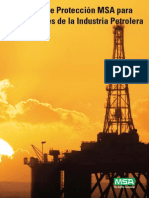 Catalogo MSA Ind Petrolera
