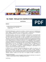 El Poder Popular Se Construye Desde Abajo-Rauber2013
