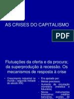Crises Capitalism o