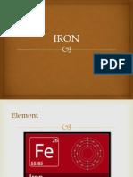 Iron (Claire).pptx