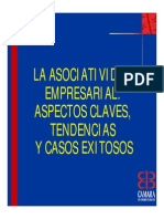La asociatividad empresarial. Aspectos claves, tendencias y casos exitosos.pdf