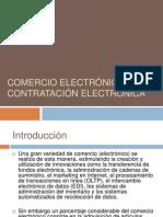 comercio electrnico - contratación electrónica