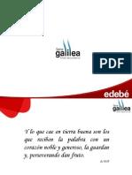 Presentación Galilea Edebé