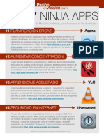 Top 7 Ninja Apps-PasionEnAccion