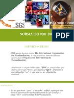 Presentacion Norma ISO 9001-2008