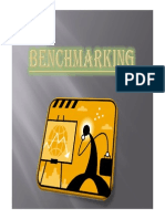 Benchmarking Empowerment 14 Puntos de Deming 2 1
