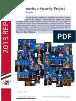 ASP Annual Report 2013