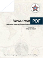 Mexican Drug War Narco Armor