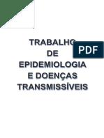 EPIDEMIOLOGIA E DOENÇAS TRANSMISSÍVEIS