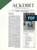 1986 Backdirt