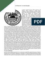 Il Cartello della Federal Reserve