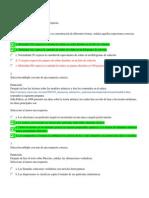 Evaluaciones de Quimica General