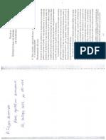 Parte III, Estructuras de Poder y Mecanismos de Dominación, 24-10-13