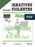 Non Violence Xxi