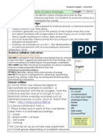 rusty reactions pdf