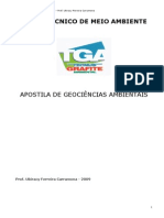 apostila geociências -2009 - Ubiracy