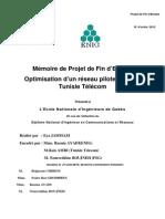 Dimensionnement Et Planification d Un Reseau 4G LTE Pour Tunisie Telecom