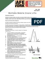 Bltn149 - Multiple Crane Lifts