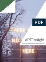 APT Insight - Vol. 1 - Fall 2007