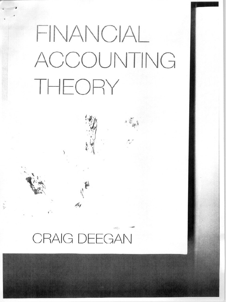 accounting theory of accounts The basic accounting theories are the basis and fundamental ideas,  that has  no bearing on income occurs, it should not be included in the accounts.