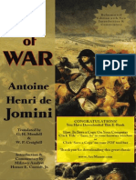Arte de La Guerra - Jomini