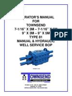 Townsend - Kb2-Type 81 Repair