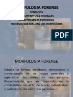 MORFOLOGIA FORENSE (1)