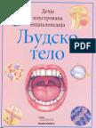 Decija Ilustrovana Enciklopedija - Politikin Zabavnik - Ljudsko Telo