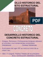 Clase Historia Del Concreto