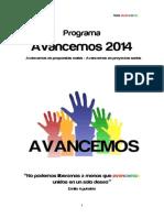 Programa Avancemos 2014