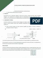 10_distancia Focal de Lentes y Radio de Curvatura de Lentes