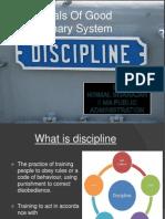Essentials Of A Good Disciplinary System