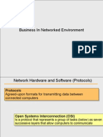 Business in a Networked Env.22
