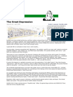The Great Depression Apr 2009 Web Dreams