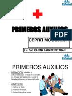 Primeros Auxilios Intermedio Parte 1