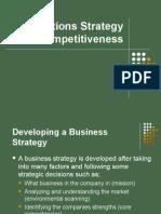 o Strategy