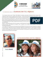 Head Challenge 2009 - Messaggio Sechi