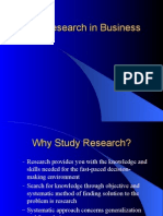 Research in Business