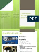 Perhitungan Siklus turbin jet pada mobil.pptx