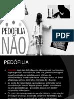 Trabalho de Eloy Pedofilia