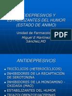 Antidepresivos 2009 -II