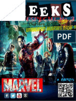 "ESPECIAL No 3 ""Marvel"
