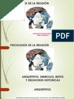 ARQUETIPOS, SIMBOLOS, MITOS, RELIGIONES HISTORICAS. cony.pptx