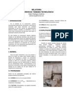 informe MATERIALES PETREOS
