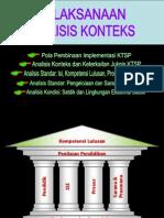 Analisis Konteks_KTSP