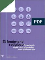 Touraine, A - Las relaciones entre religión y politica en la sociedad contemporanea