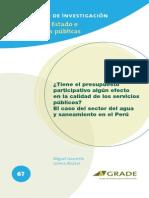 Tiene el presupuesto participativo algun efecto en la calidad de los servicios publicos M. Jaramillo y Lorena Alcazar.pdf