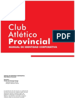 Manual de marca Club Atlético Provincial