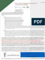Reforma Laboral Al Detalle_ El Nuevo Despido Por Absentismo Justificado y Su Posible Inconstitucionalidad
