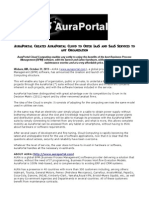 AuraPortal Creates AuraPortal Cloud to Offer IaaS and SaaS Services to any Organization.pdf